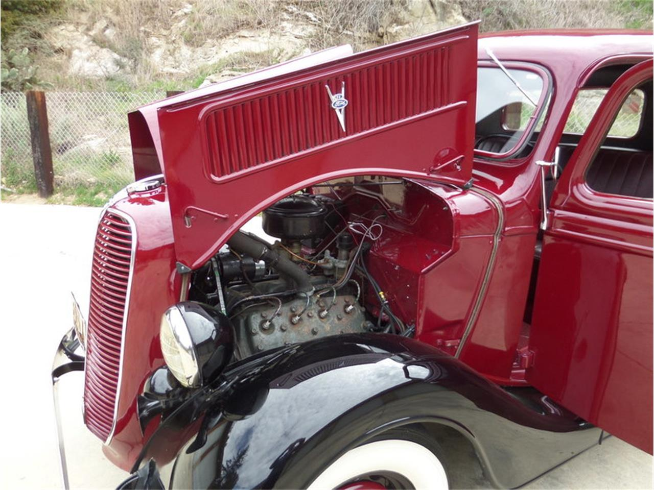 Large Picture of Classic '37 Ford 1/2 Ton Pickup - $31,000.00 Offered by Laguna Classic Cars - MZHB