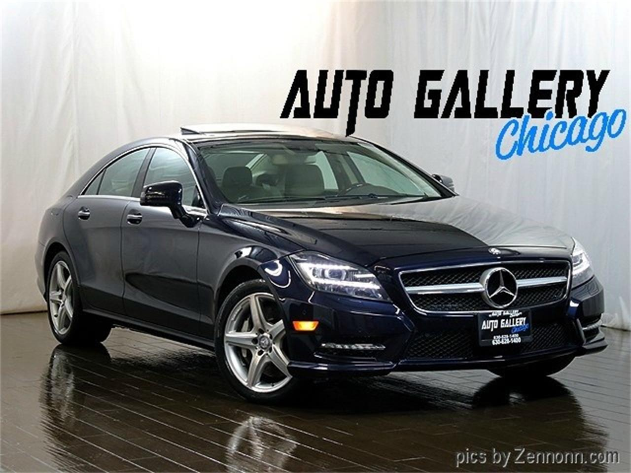 Large Picture of 2013 Mercedes-Benz CLS-Class located in Addison Illinois - MZHD