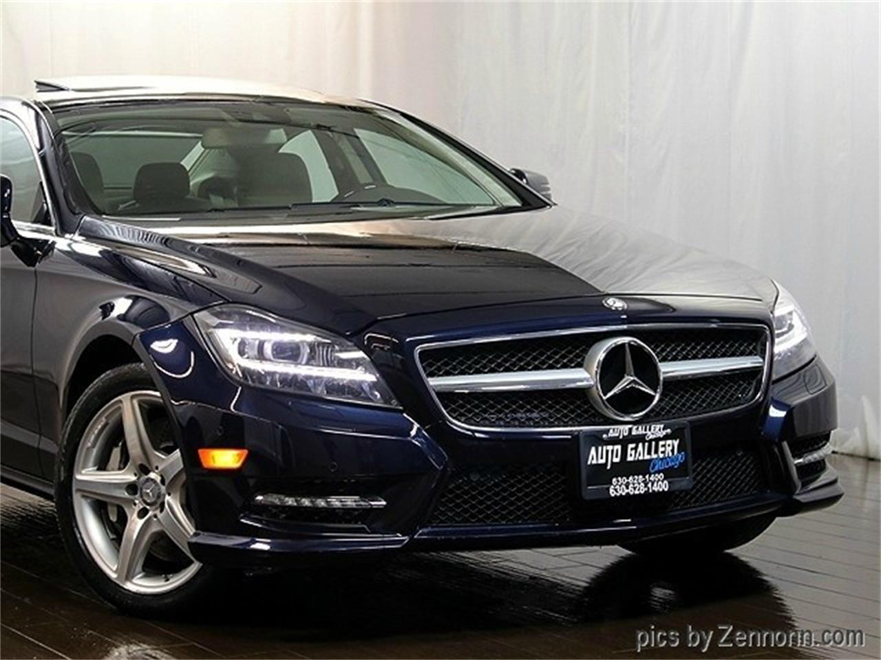 Large Picture of 2013 CLS-Class Offered by Auto Gallery Chicago - MZHD