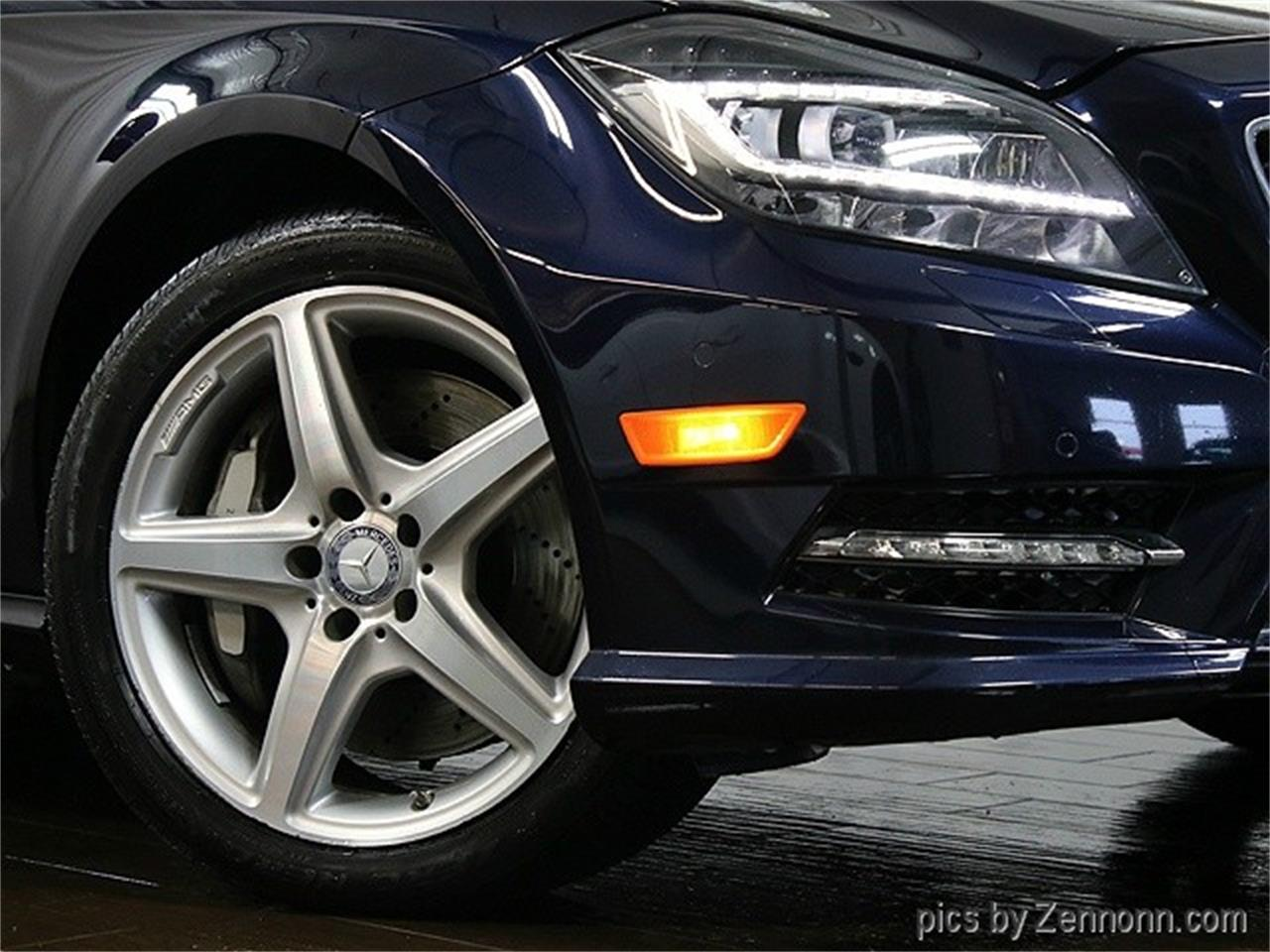 Large Picture of 2013 CLS-Class located in Addison Illinois - $29,990.00 - MZHD