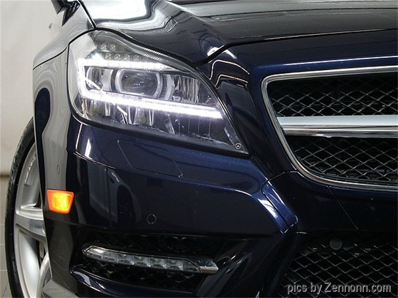 Large Picture of '13 CLS-Class located in Addison Illinois - $29,990.00 Offered by Auto Gallery Chicago - MZHD