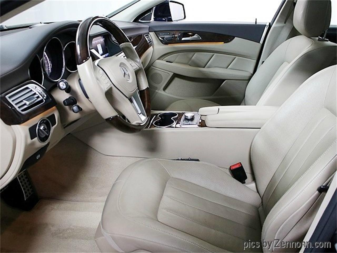 Large Picture of '13 CLS-Class - $29,990.00 Offered by Auto Gallery Chicago - MZHD