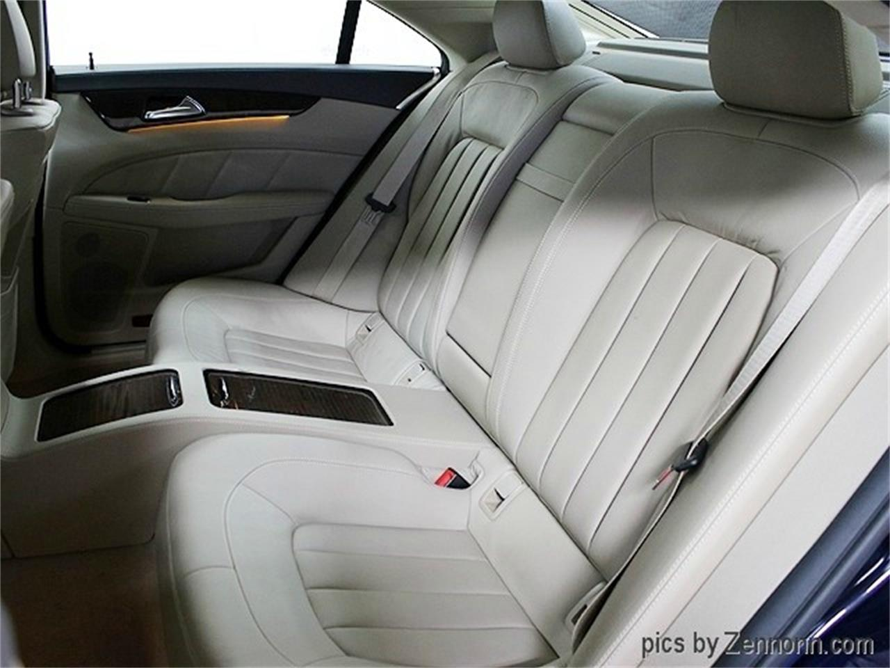 Large Picture of '13 Mercedes-Benz CLS-Class located in Illinois - $29,990.00 Offered by Auto Gallery Chicago - MZHD