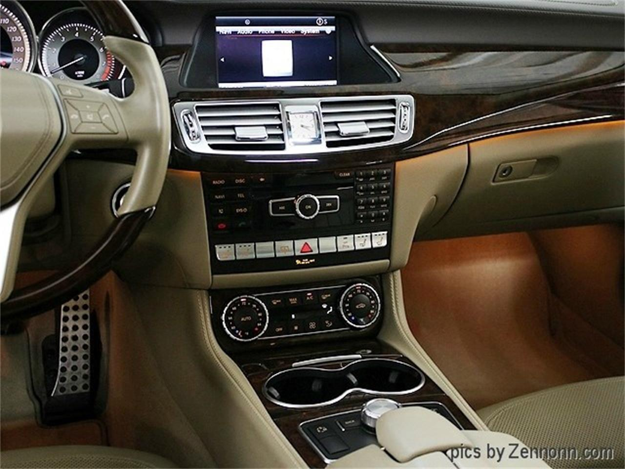 Large Picture of '13 Mercedes-Benz CLS-Class located in Illinois - MZHD