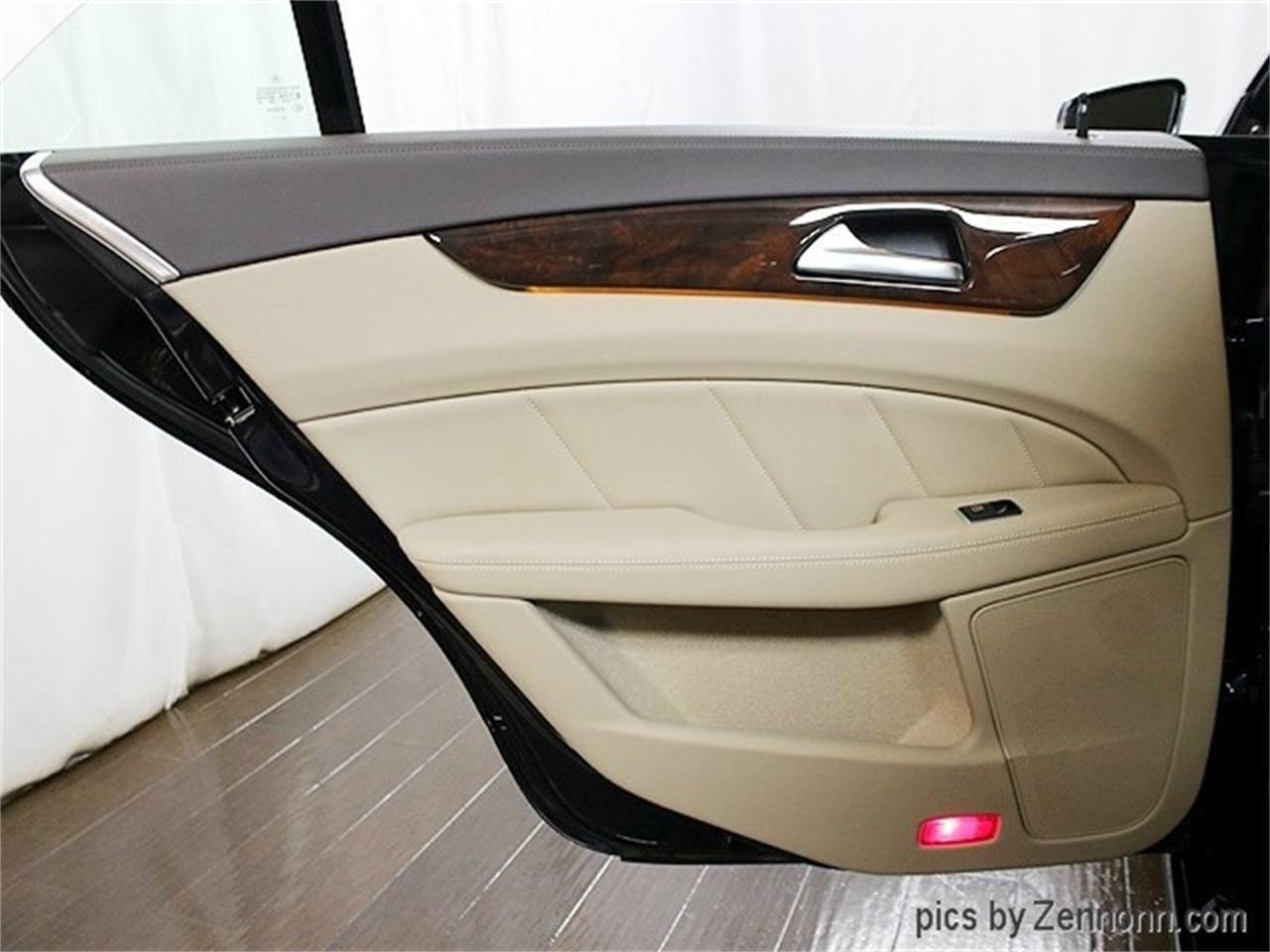Large Picture of '13 CLS-Class Offered by Auto Gallery Chicago - MZHD
