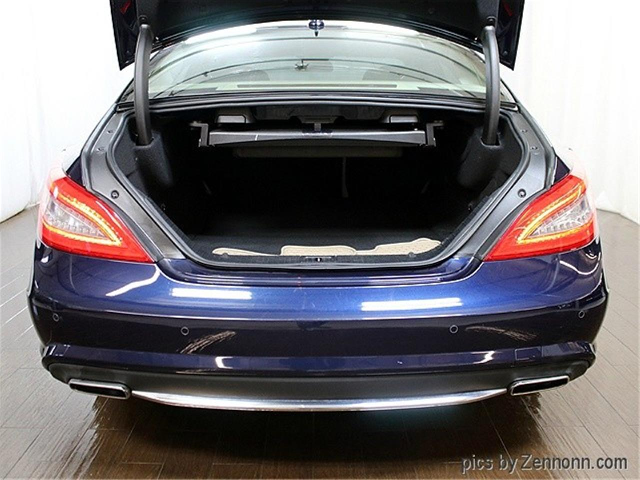 Large Picture of 2013 CLS-Class located in Illinois - $29,990.00 - MZHD