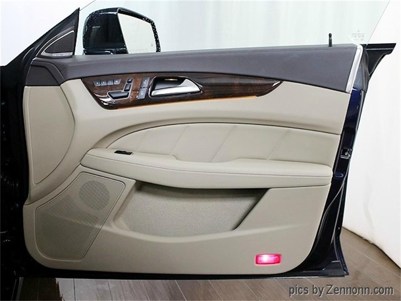 Large Picture of 2013 Mercedes-Benz CLS-Class - MZHD