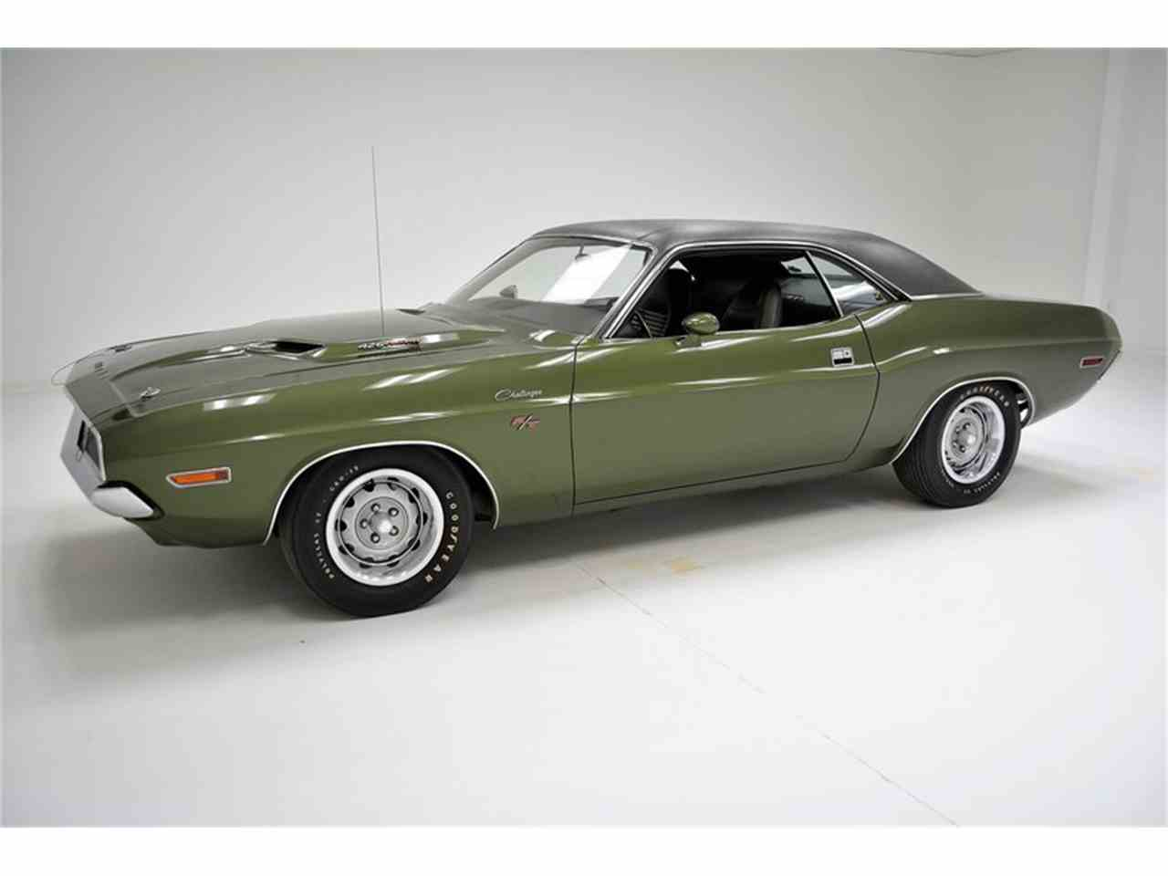 Large Picture of '70 Challenger R/T - MZHE