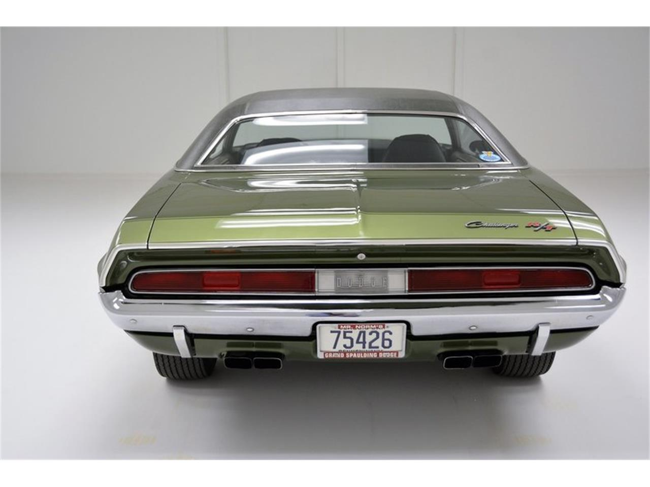 Large Picture of 1970 Dodge Challenger R/T located in Morgantown Pennsylvania - MZHE