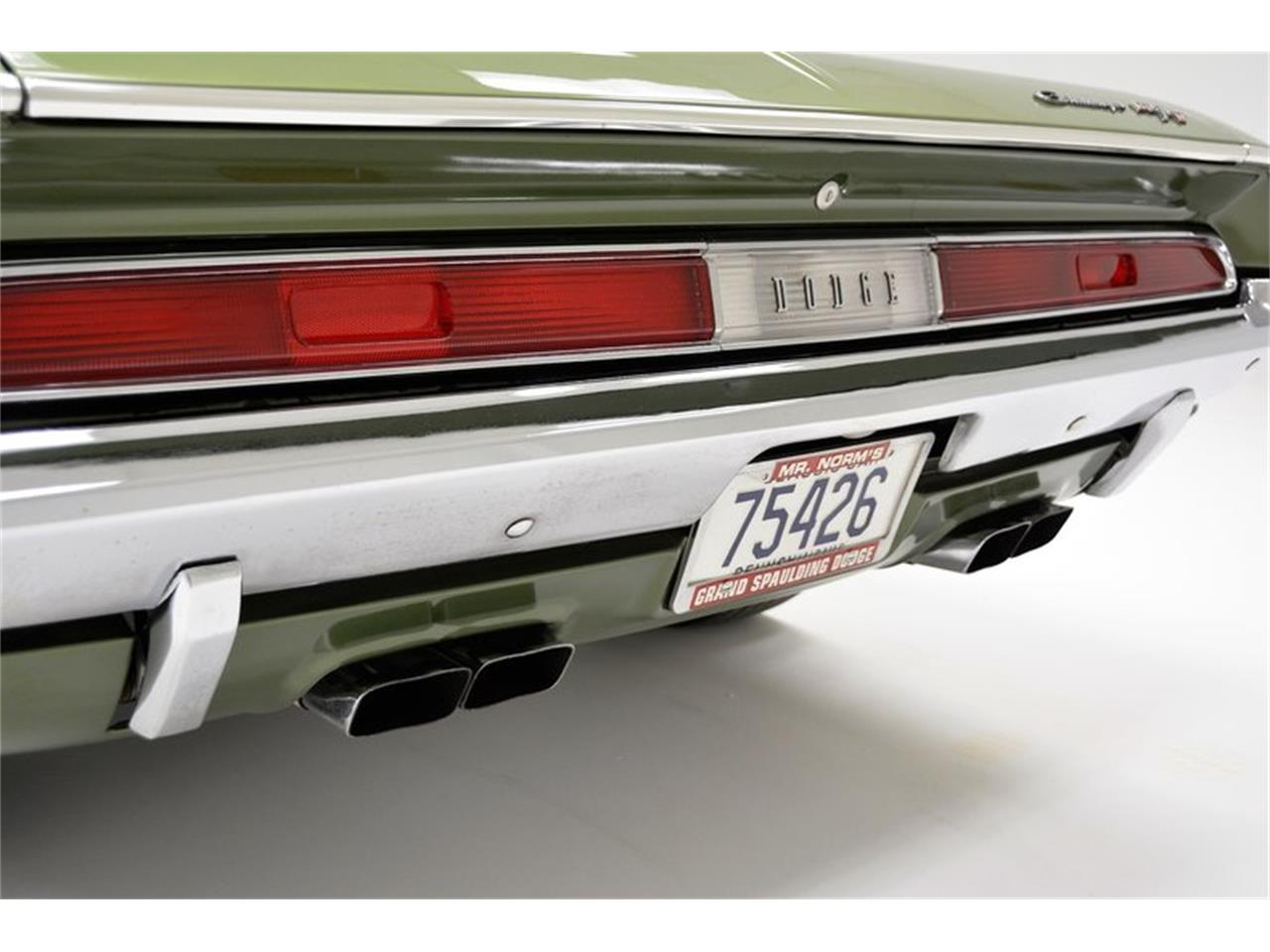 Large Picture of '70 Dodge Challenger R/T - MZHE