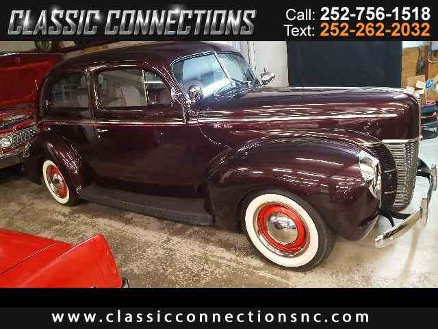 Picture of 1940 2-Dr Coupe Offered by Classic Connections - MXSY
