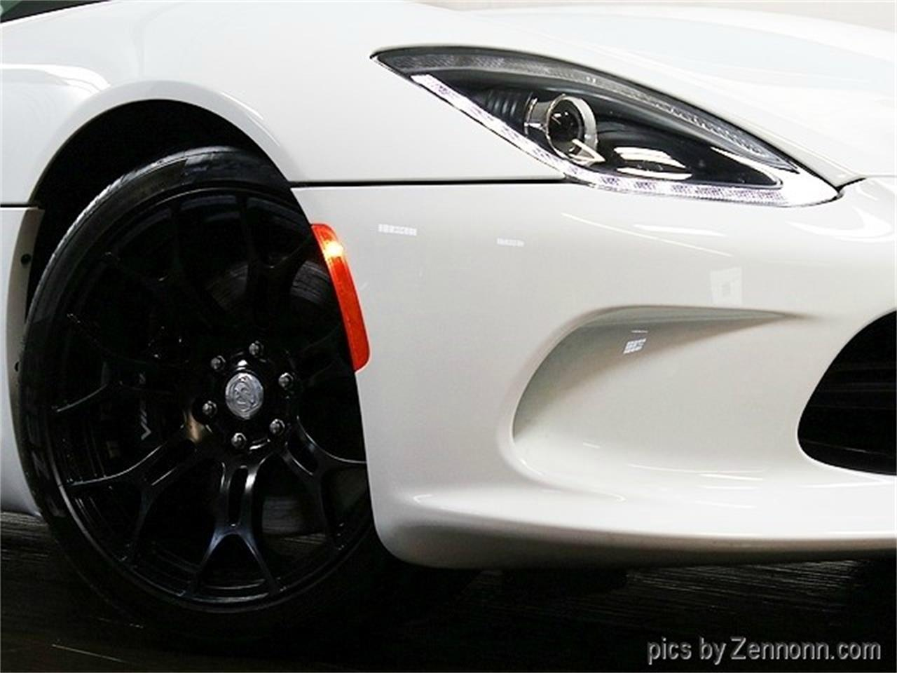 Large Picture of 2015 Dodge Viper Offered by Auto Gallery Chicago - MZHI