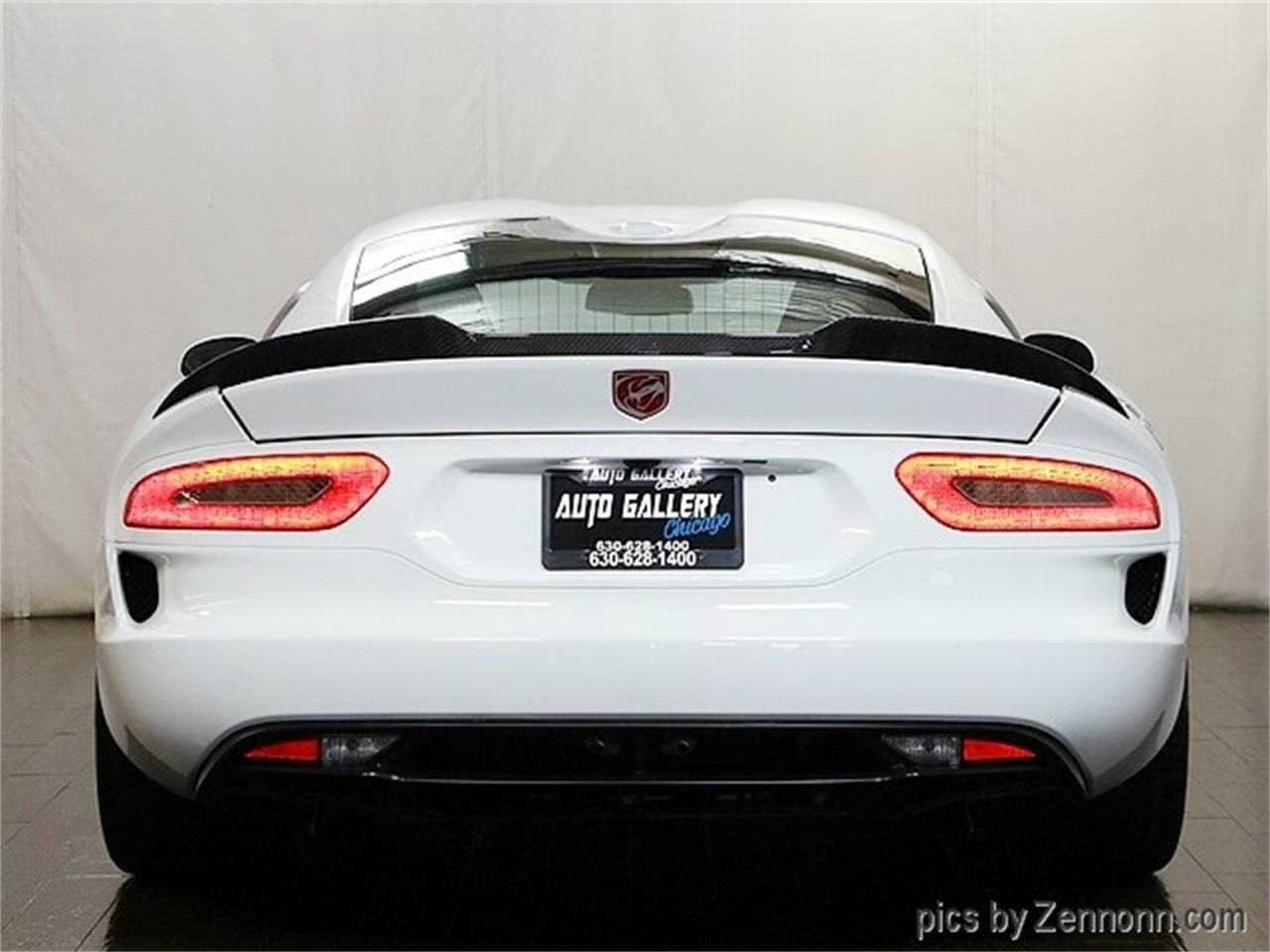 Large Picture of 2015 Dodge Viper - $81,990.00 Offered by Auto Gallery Chicago - MZHI