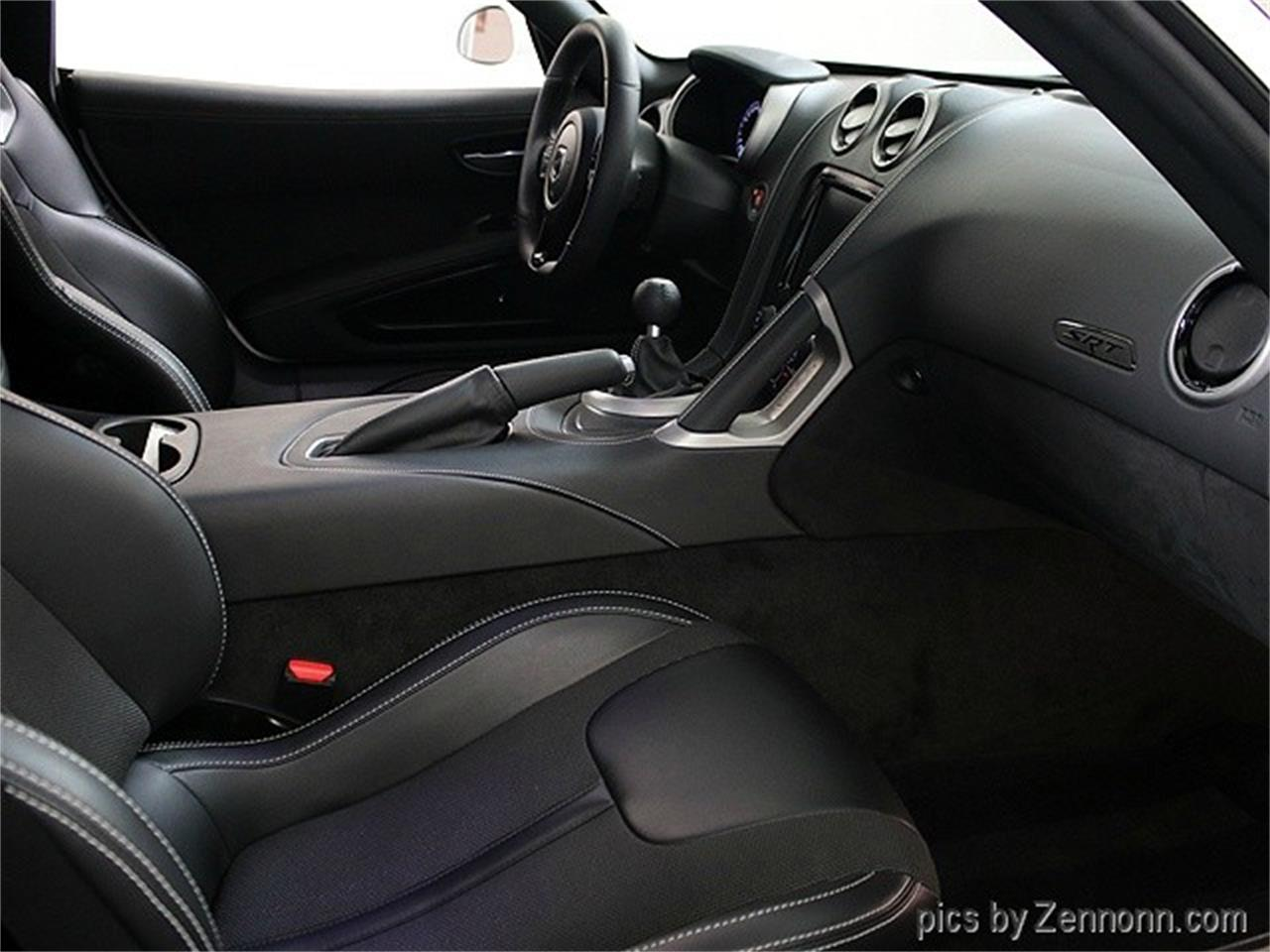 Large Picture of '15 Dodge Viper Offered by Auto Gallery Chicago - MZHI