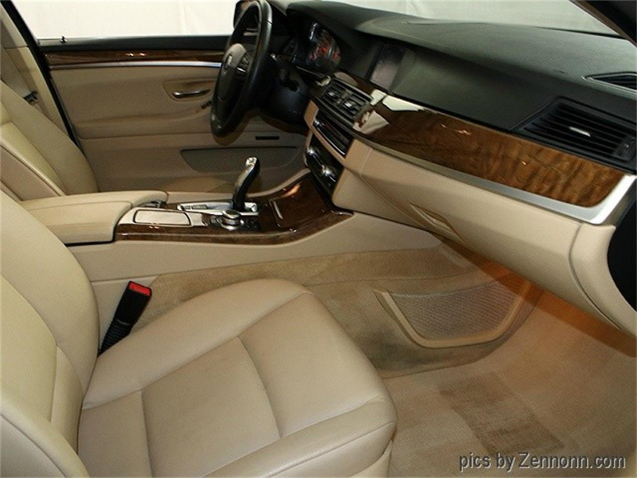 Large Picture of 2011 BMW 5 Series located in Addison Illinois - $12,790.00 - MZHN
