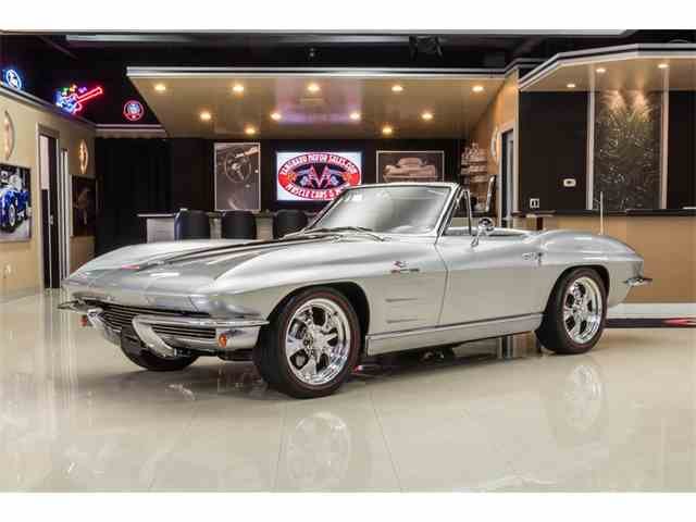 Picture of '63 Corvette Convertible Restomod - MZHP