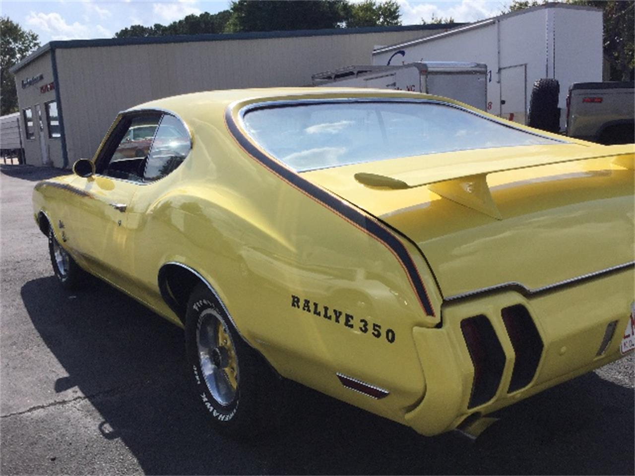 Large Picture of '70 Cutlass - MXSZ