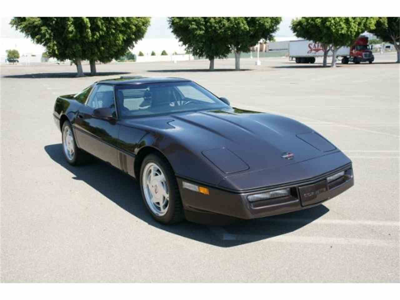 Large Picture of '89 Corvette - MZHQ