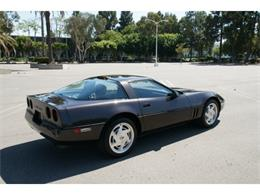 Picture of '89 Corvette located in Anaheim California - MZHQ