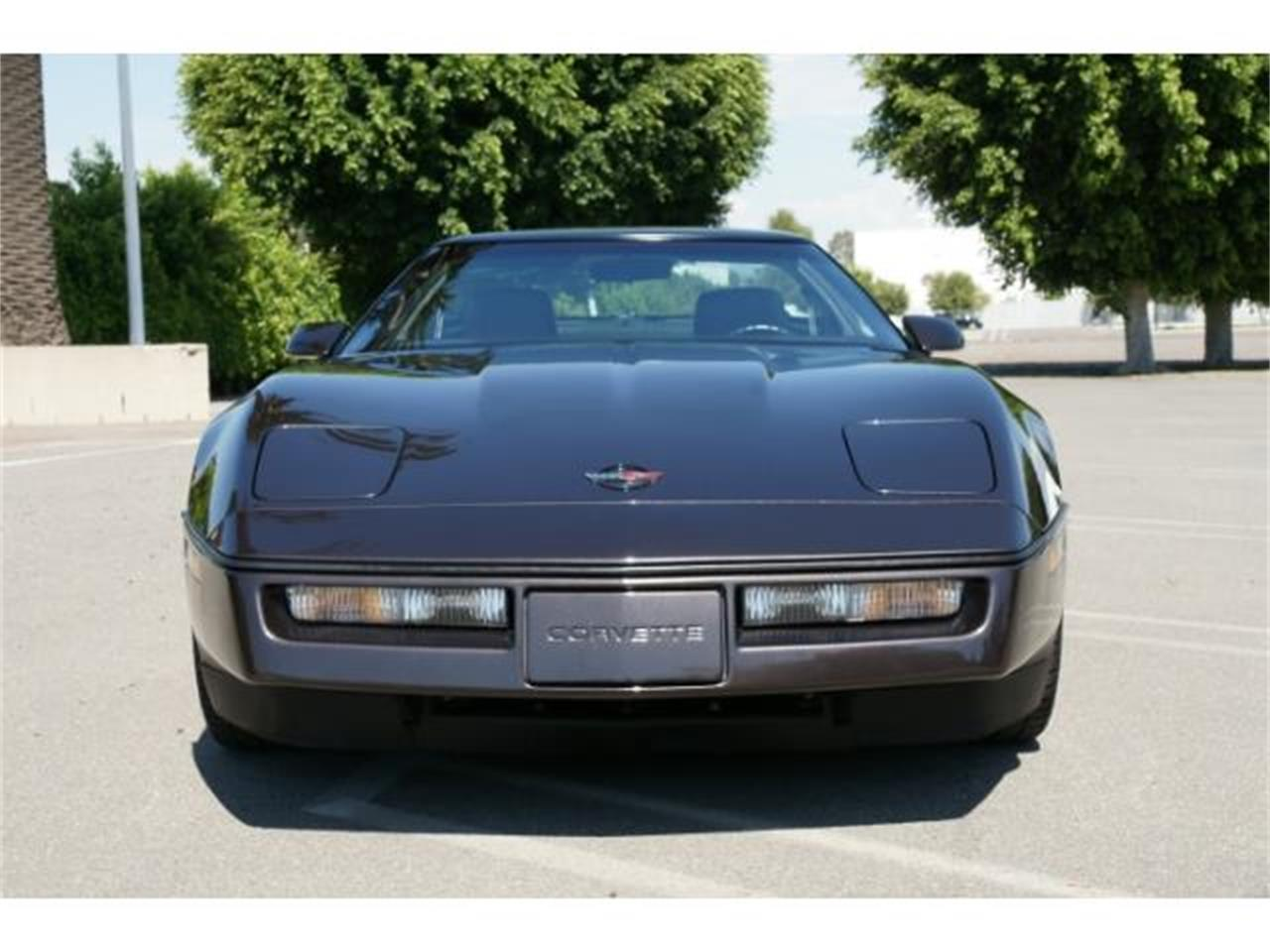 Large Picture of '89 Chevrolet Corvette located in California - MZHQ