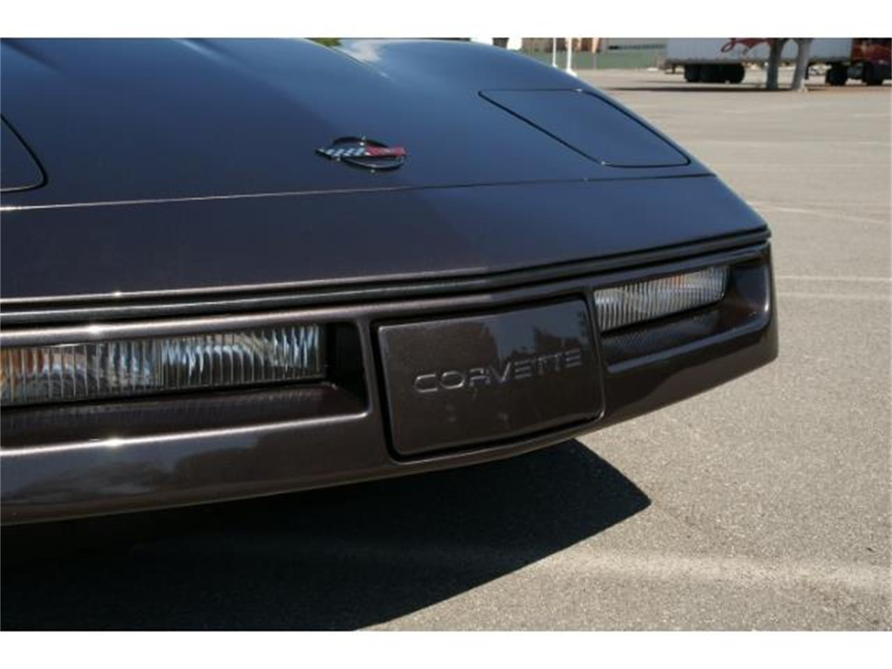 Large Picture of 1989 Corvette located in Anaheim California - $14,900.00 Offered by West Coast Corvettes - MZHQ