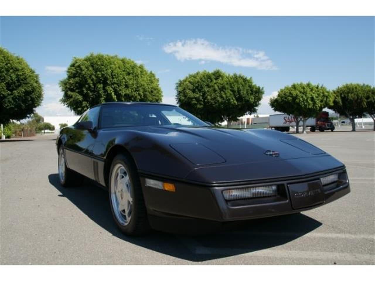 Large Picture of 1989 Chevrolet Corvette located in Anaheim California Offered by West Coast Corvettes - MZHQ
