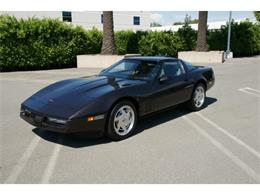 Picture of 1989 Chevrolet Corvette - MZHQ