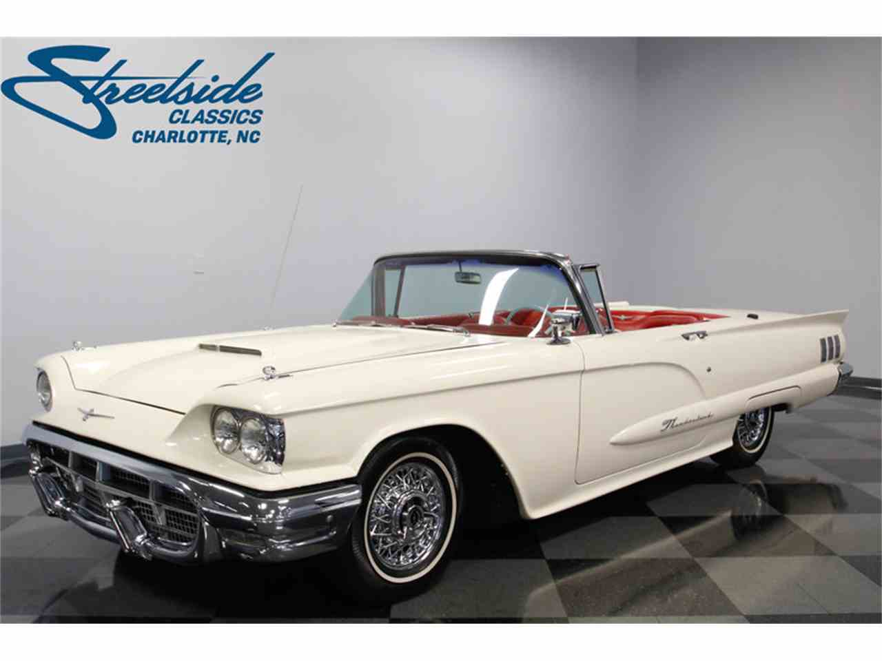 Large Picture of Classic '60 Ford Thunderbird located in North Carolina - $46,995.00 Offered by Streetside Classics - Charlotte - MZHS