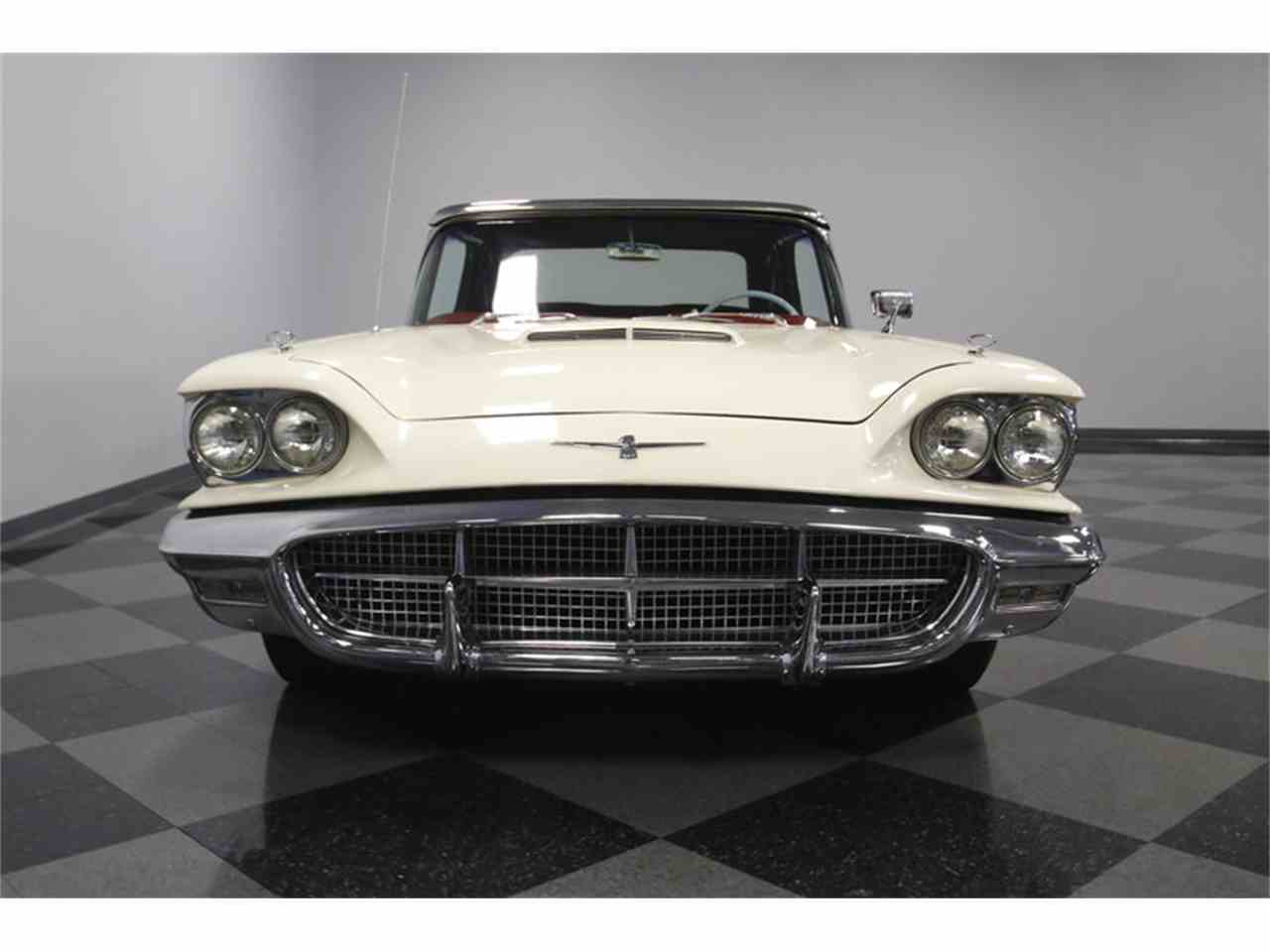 Large Picture of Classic 1960 Ford Thunderbird Offered by Streetside Classics - Charlotte - MZHS