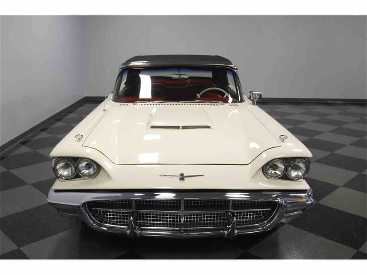 Large Picture of 1960 Ford Thunderbird - $46,995.00 - MZHS