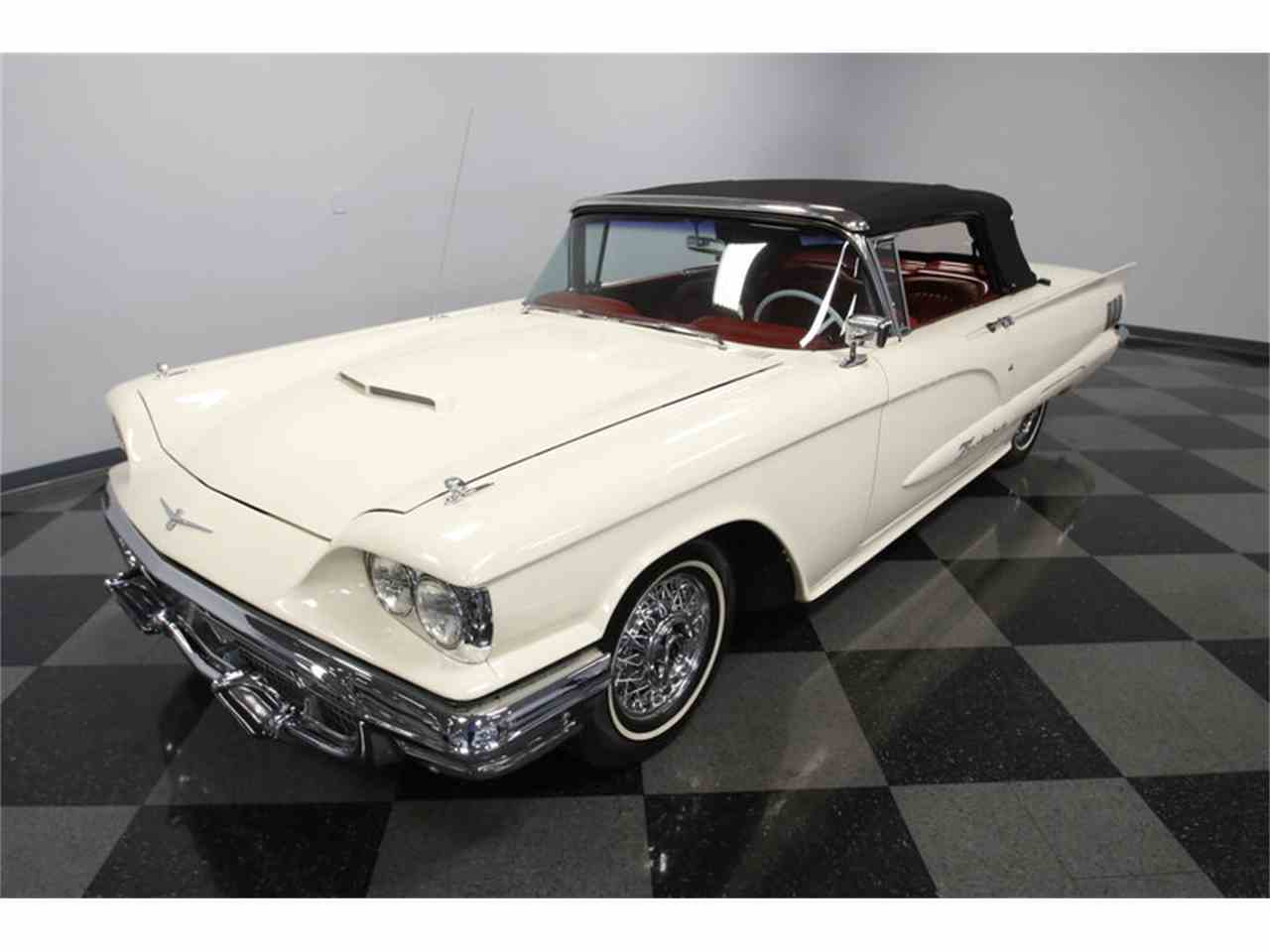 Large Picture of '60 Ford Thunderbird located in North Carolina - MZHS