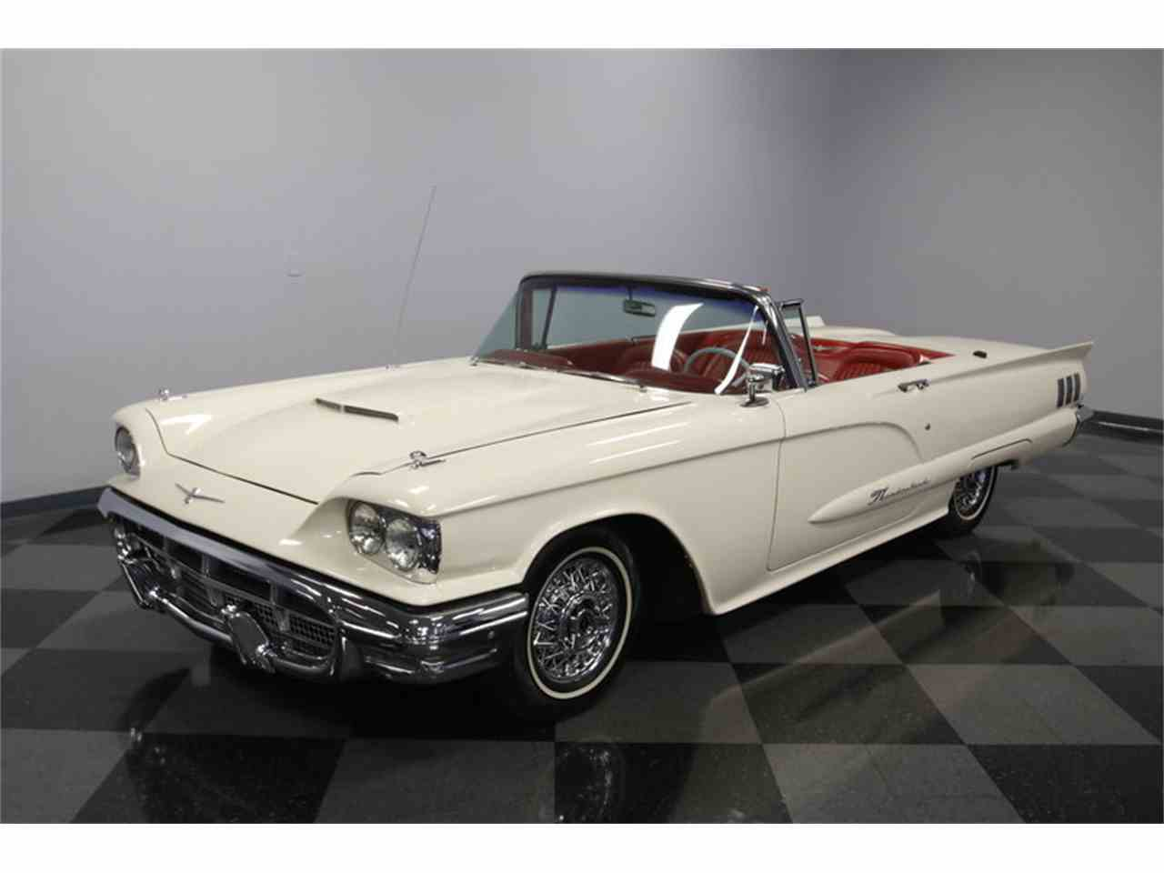 Large Picture of '60 Ford Thunderbird - $46,995.00 - MZHS