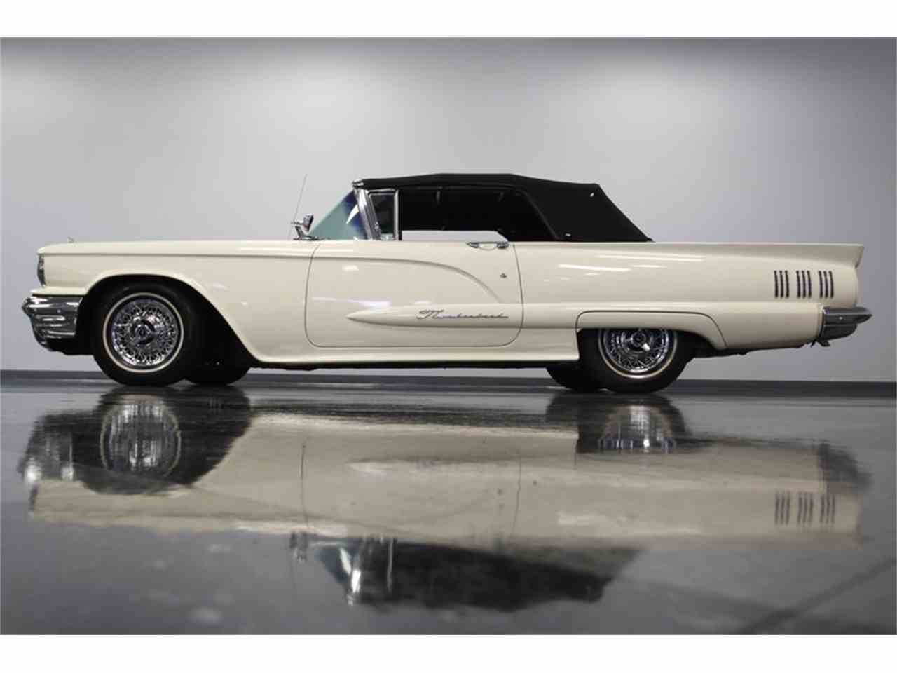 Large Picture of '60 Thunderbird - $46,995.00 Offered by Streetside Classics - Charlotte - MZHS