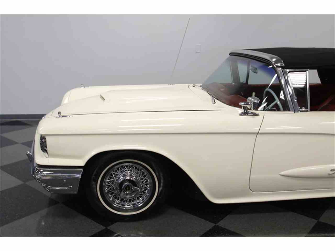 Large Picture of Classic '60 Ford Thunderbird Offered by Streetside Classics - Charlotte - MZHS