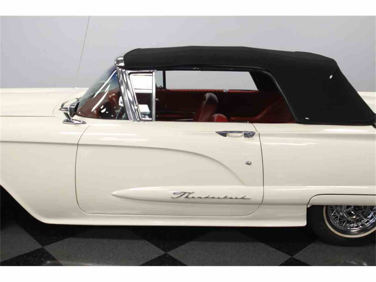 Large Picture of 1960 Ford Thunderbird - $46,995.00 Offered by Streetside Classics - Charlotte - MZHS