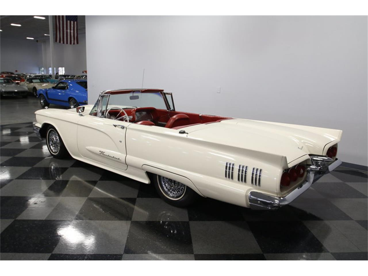 Large Picture of 1960 Ford Thunderbird located in North Carolina Offered by Streetside Classics - Charlotte - MZHS