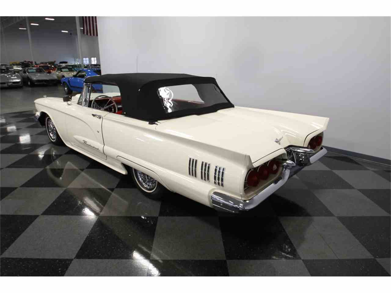 Large Picture of 1960 Thunderbird located in North Carolina Offered by Streetside Classics - Charlotte - MZHS