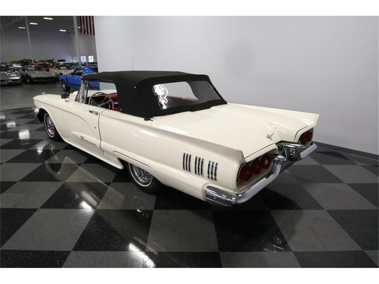 Large Picture of 1960 Thunderbird located in North Carolina - MZHS