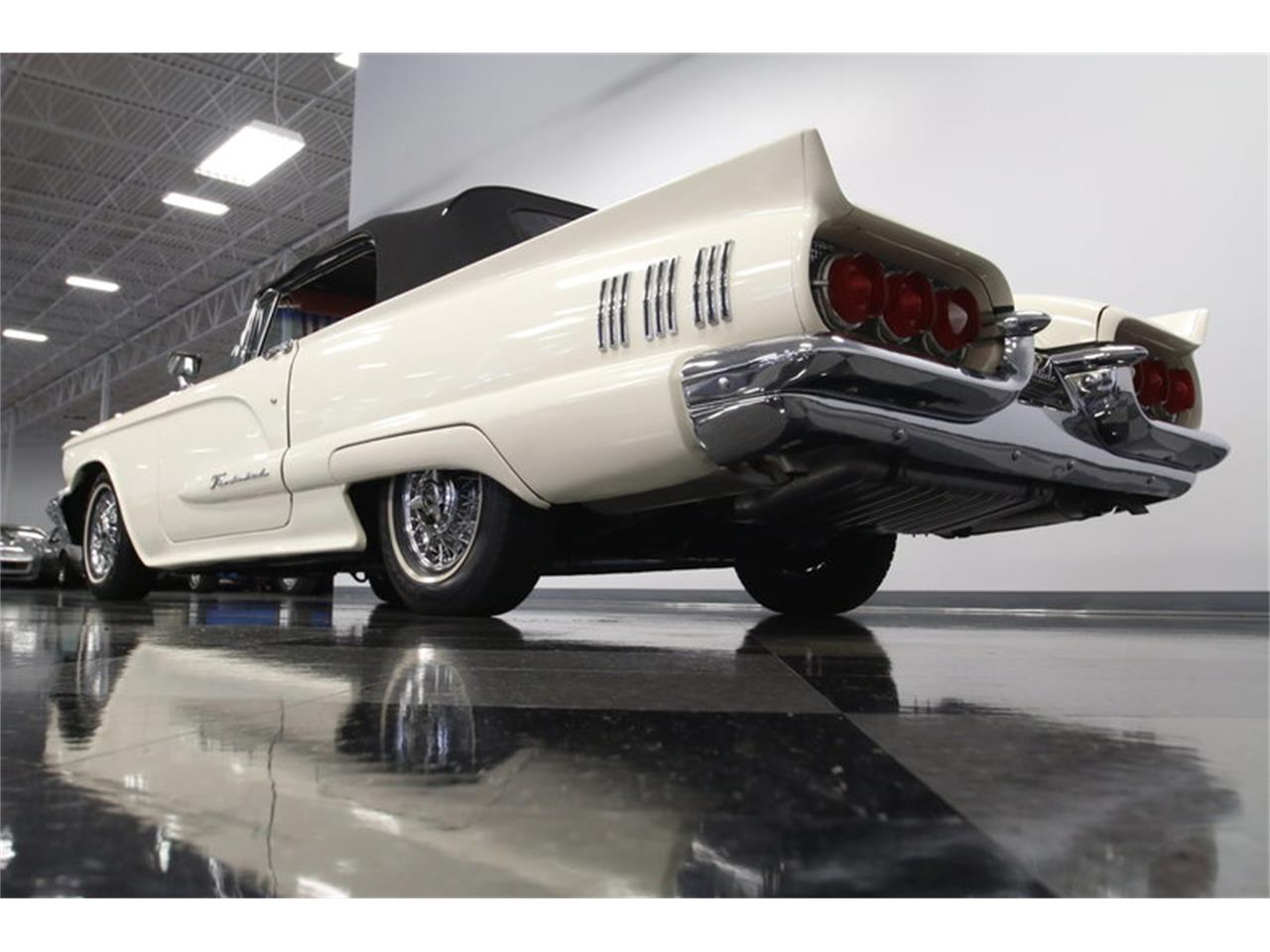 Large Picture of '60 Thunderbird located in North Carolina - $39,995.00 Offered by Streetside Classics - Charlotte - MZHS