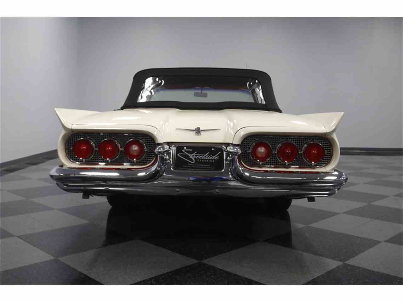 Large Picture of Classic 1960 Ford Thunderbird - $46,995.00 - MZHS