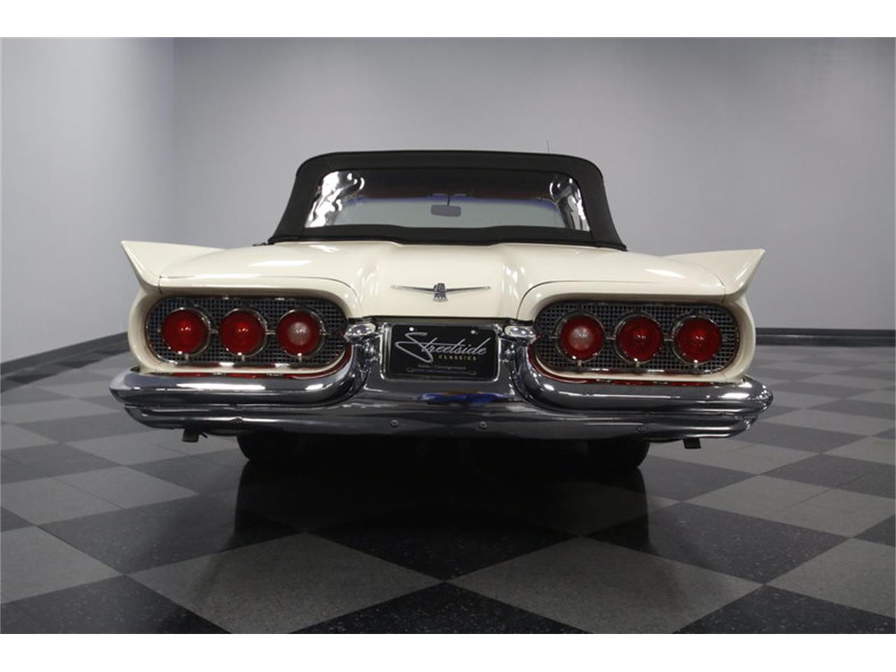 Large Picture of Classic '60 Thunderbird - MZHS