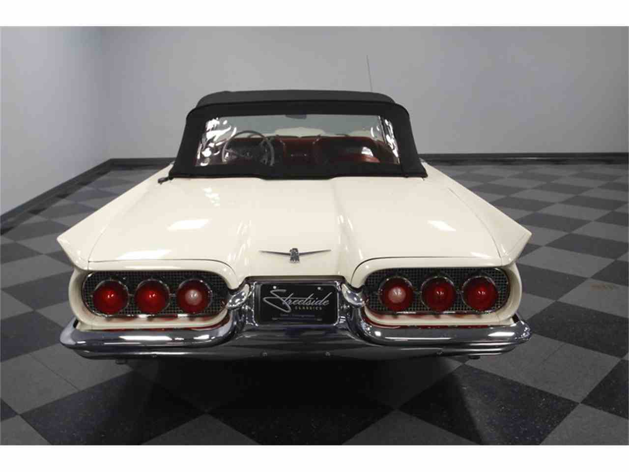 Large Picture of Classic 1960 Ford Thunderbird - MZHS