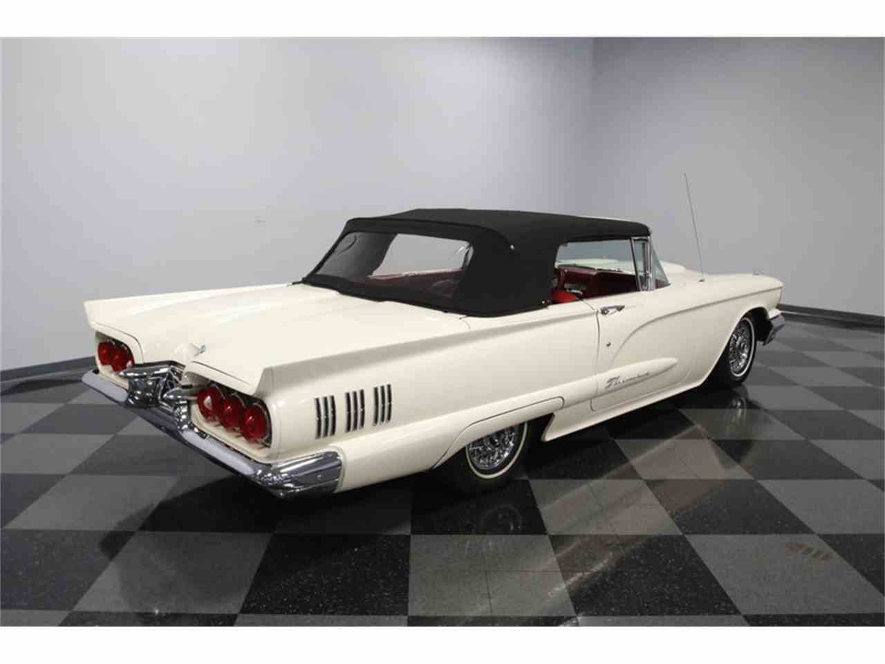 Large Picture of '60 Ford Thunderbird located in Concord North Carolina - $46,995.00 - MZHS