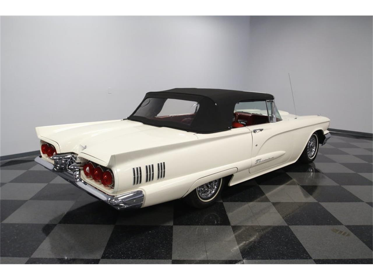 Large Picture of 1960 Thunderbird located in North Carolina - $39,995.00 Offered by Streetside Classics - Charlotte - MZHS