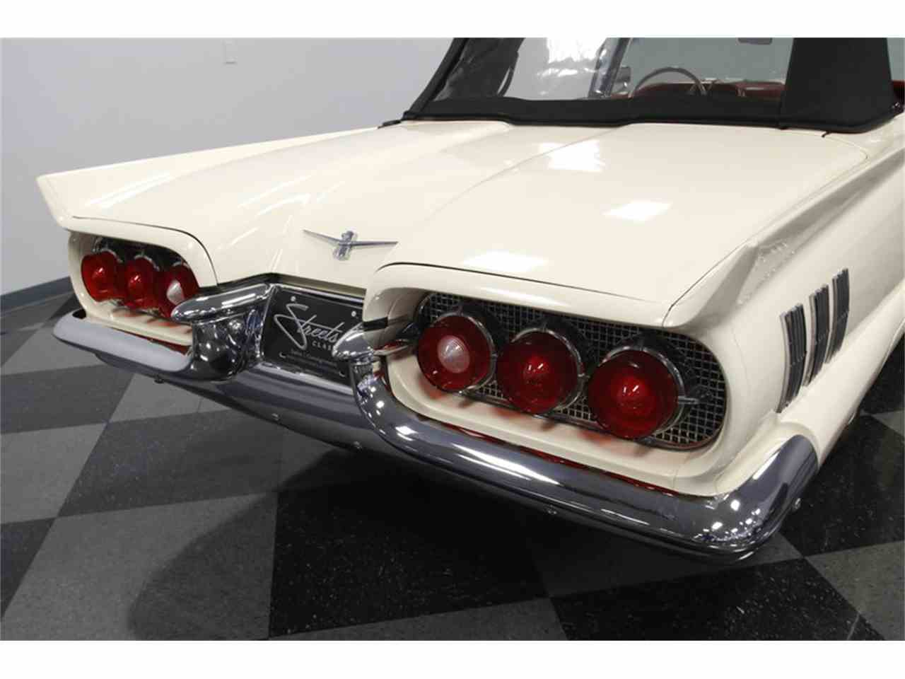 Large Picture of '60 Thunderbird located in North Carolina - $46,995.00 Offered by Streetside Classics - Charlotte - MZHS