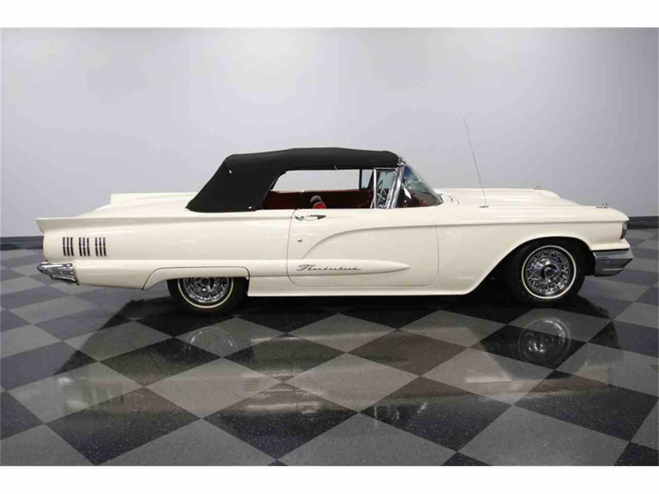 Large Picture of 1960 Ford Thunderbird located in Concord North Carolina - MZHS