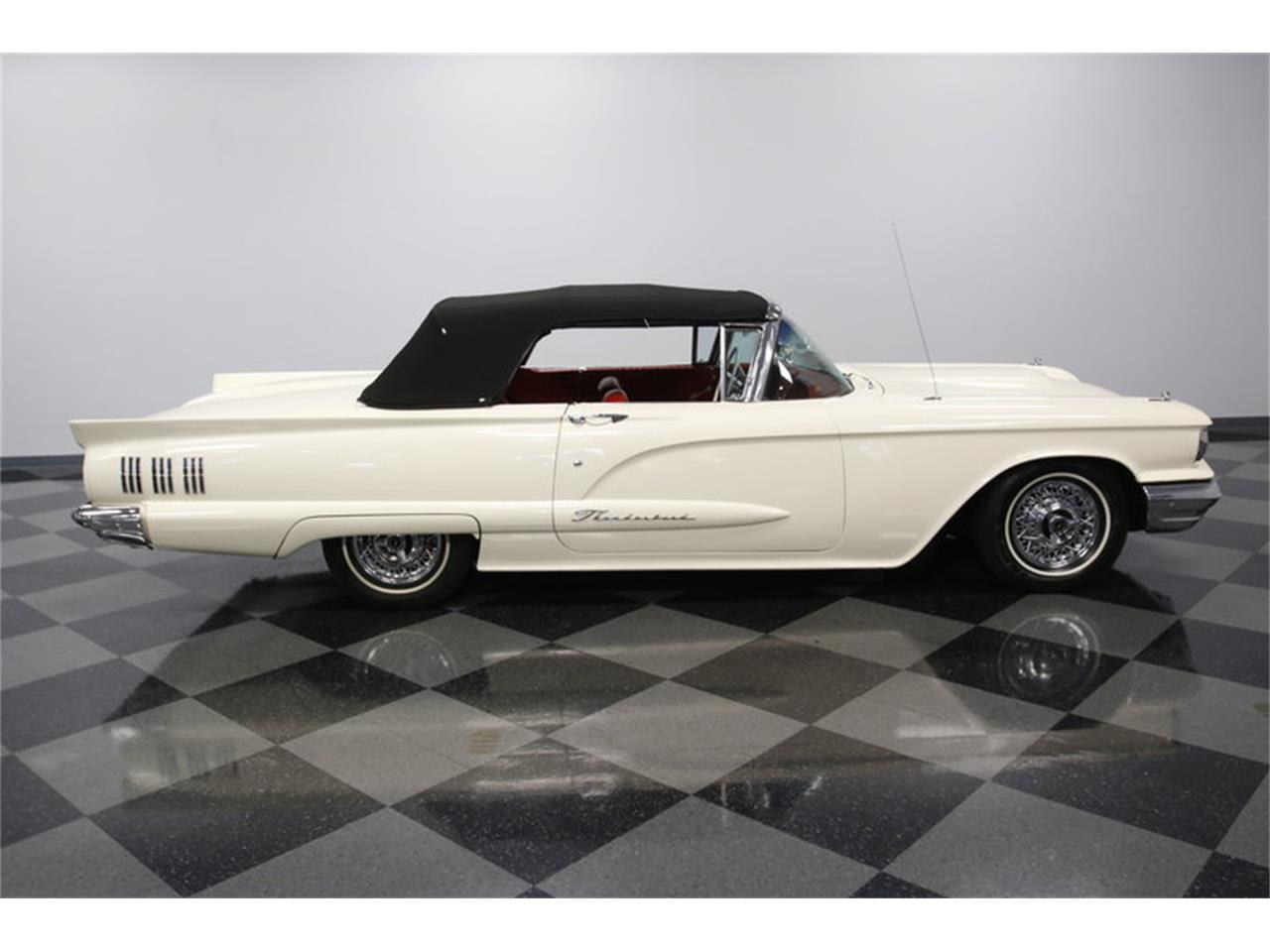 Large Picture of '60 Ford Thunderbird - MZHS