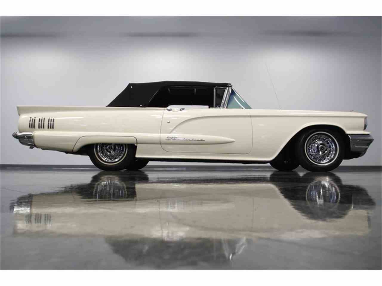 Large Picture of Classic '60 Thunderbird located in Concord North Carolina Offered by Streetside Classics - Charlotte - MZHS