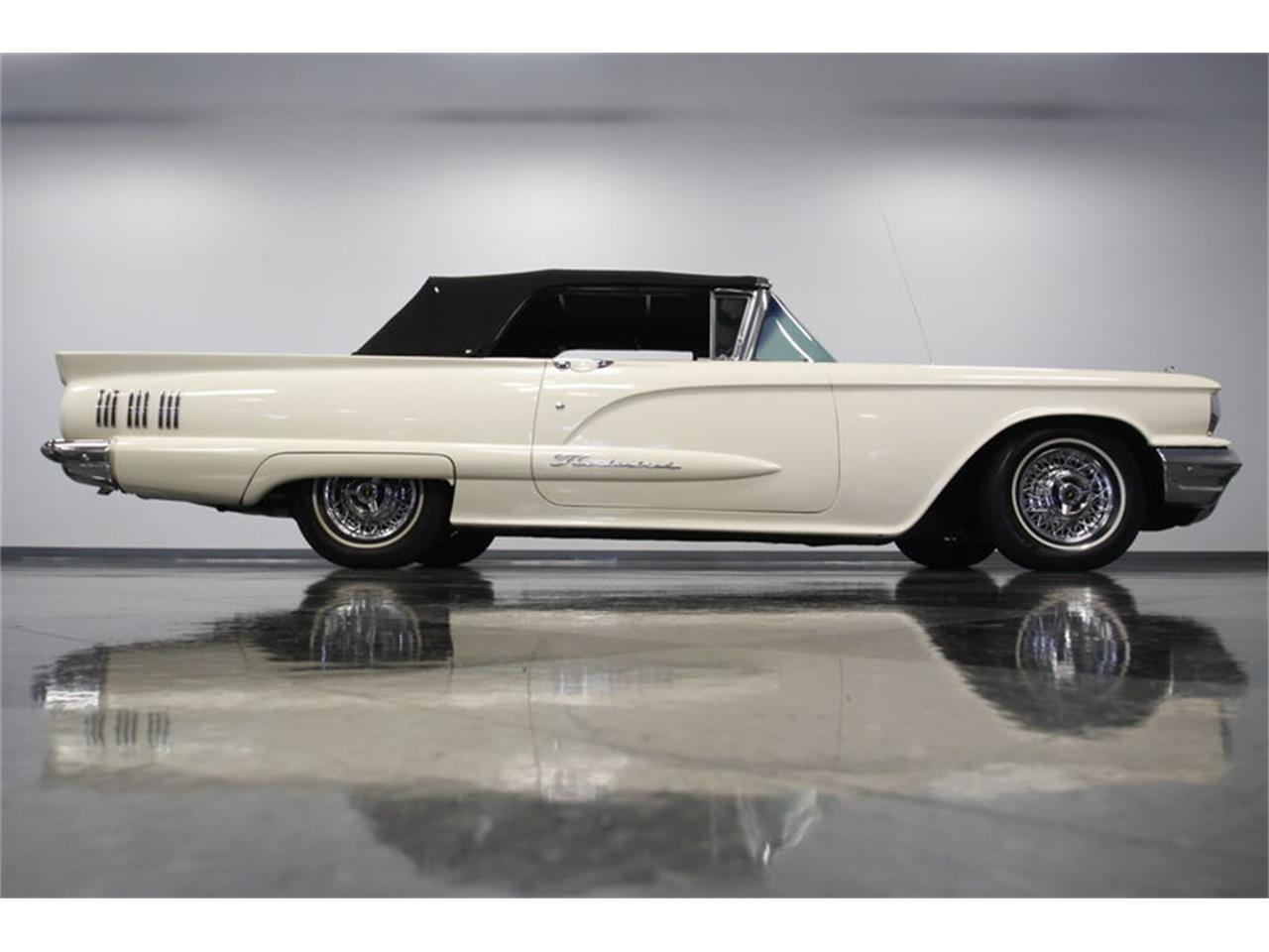 Large Picture of Classic 1960 Ford Thunderbird located in Concord North Carolina - $39,995.00 Offered by Streetside Classics - Charlotte - MZHS
