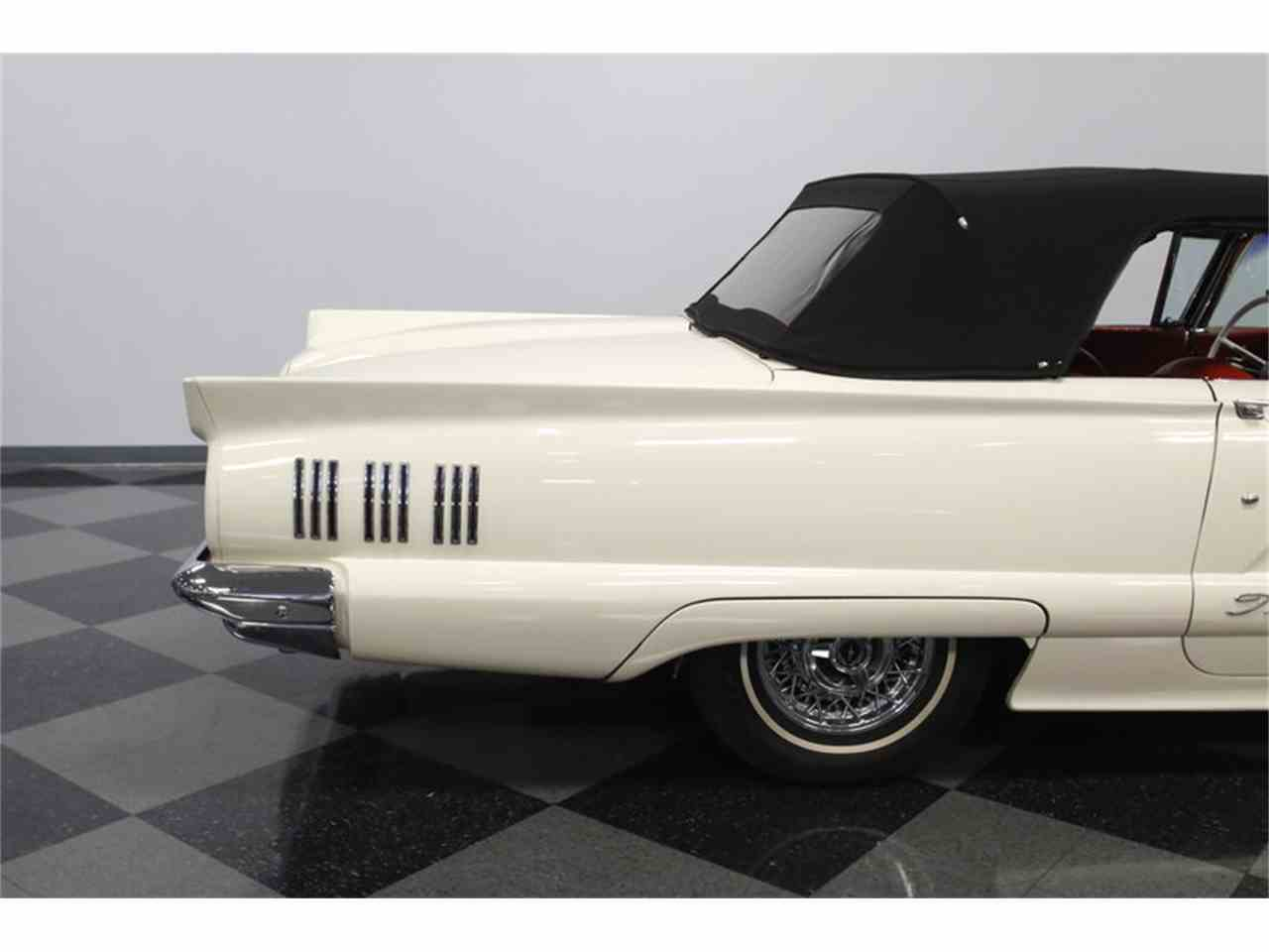 Large Picture of 1960 Ford Thunderbird Offered by Streetside Classics - Charlotte - MZHS